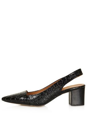 JAMMY Sling Back Shoes - Heels  - Shoes