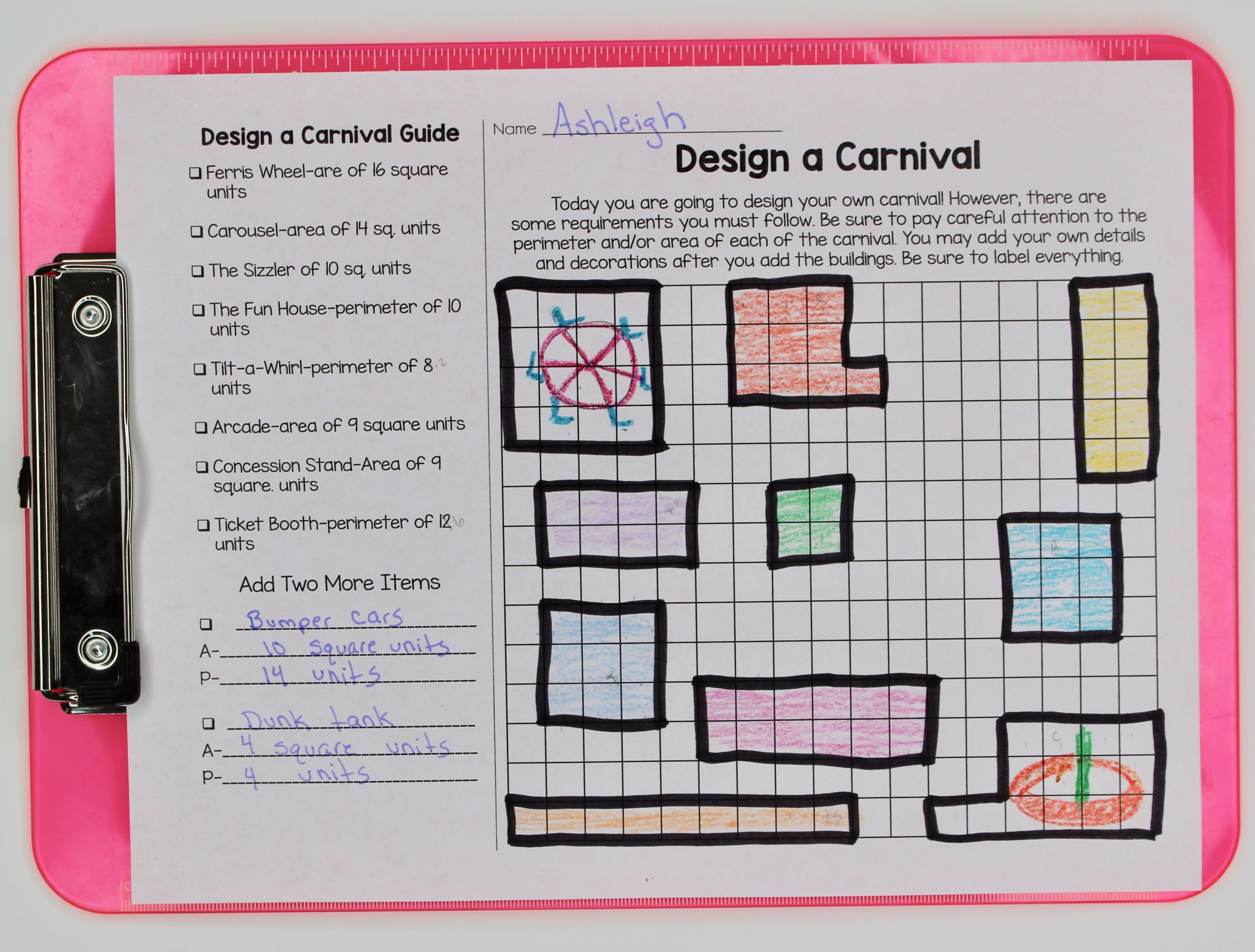Teaching Area And Perimeter Ashleigh S Education Journey Area And Perimeter Area Math Activities Area And Perimeter Worksheets [ 2929 x 3862 Pixel ]