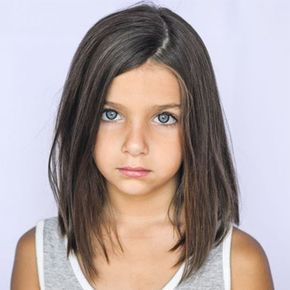 Les plus jolies coupes de cheveux pour les filles kid