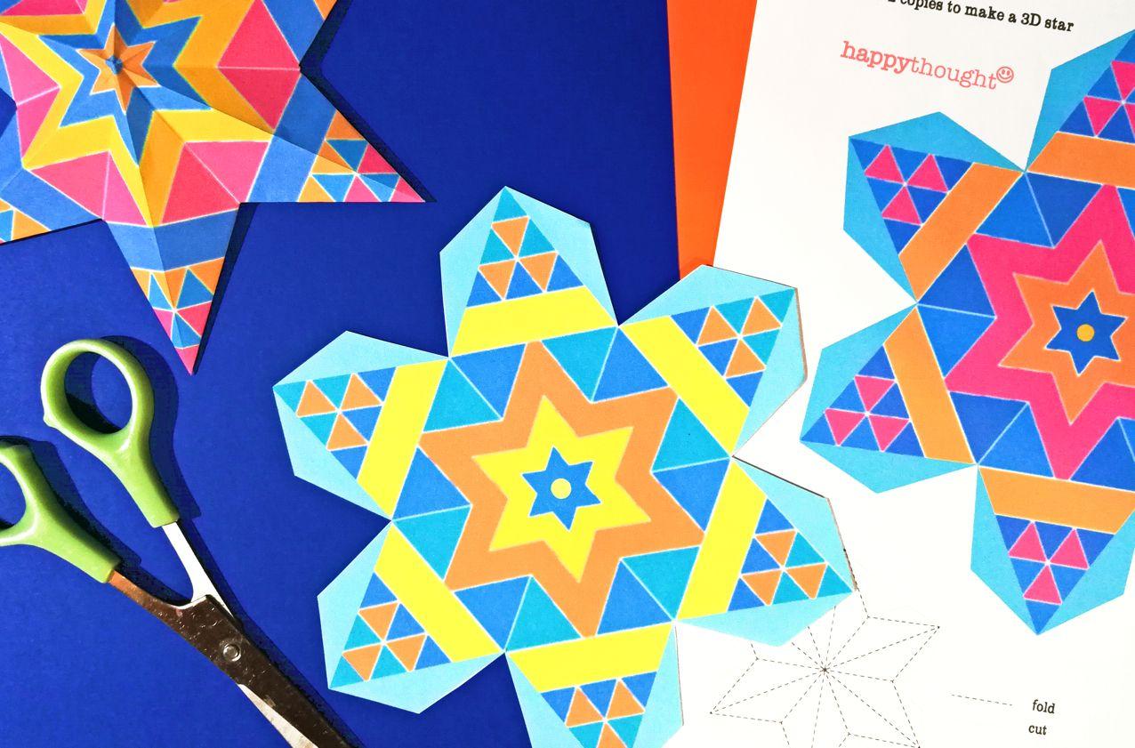 Cinco De Mayo Craft Activity Printable Pack