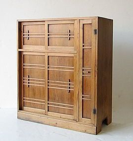Japanese shoe tansu geta bako muebles chinos y for Tansu bathroom vanity