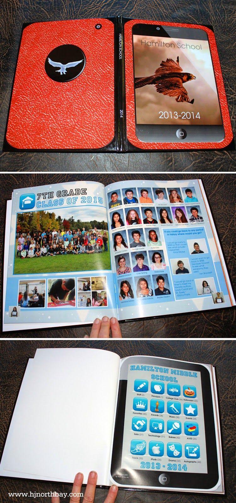 Ipad Yearbook