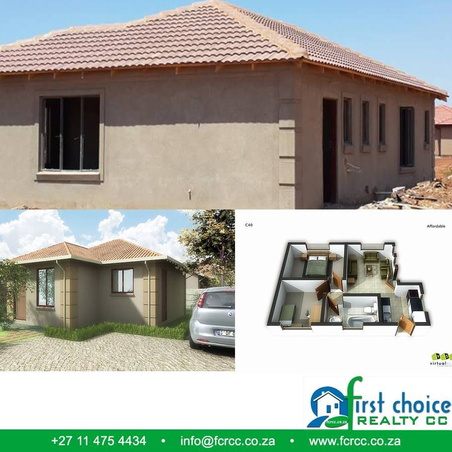 Development by First Choice Realty, various plans