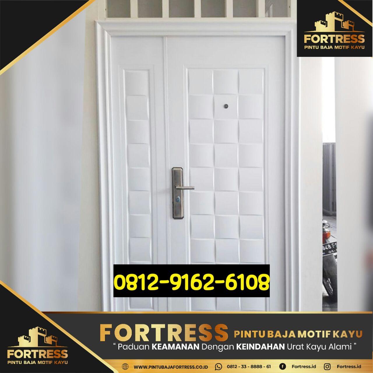 0812-9162-6105 (FOTRESS), minimalist steel house door, frame …