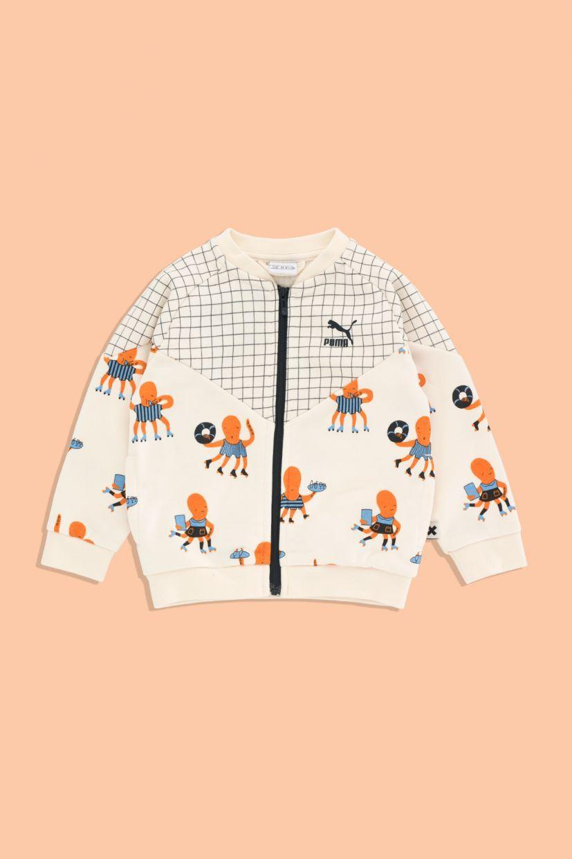 abrigos niños puma