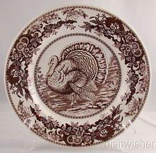 Spode Earthenware Thanksgiving Turkey Celebration S3780 A6 Dinner Plate 10 3 4
