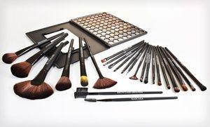 2599 for a beauté basics 24piece makeup brush set 149