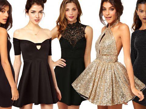 Vestidos cortos para 31 diciembre