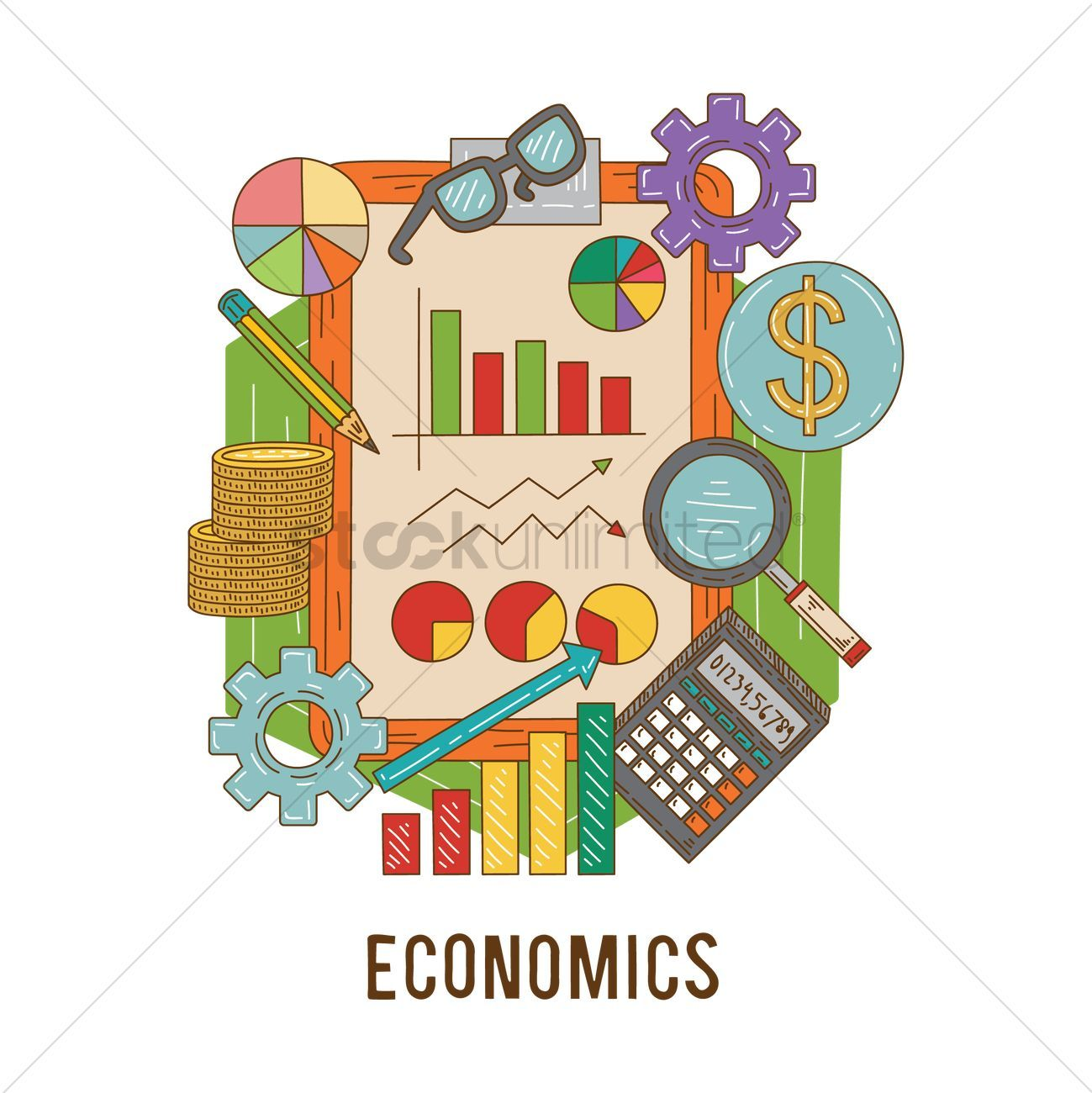You Don T Have To Be A Designer To Get Awesome Visuals In 2021 Vector Art Math Tutorials Financial Gift