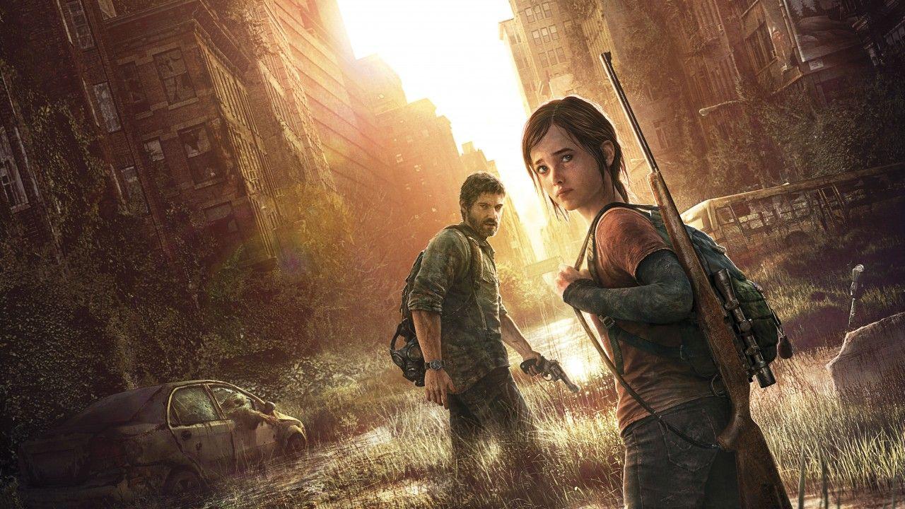 The Last Of Us Joel Ellie Hd 4k 8k Gaming Wallpapers
