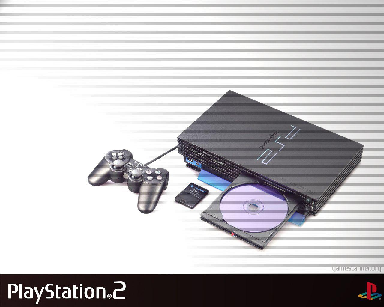 Download Playstation 2 wallpaper, 'Playstation 2 2'. http