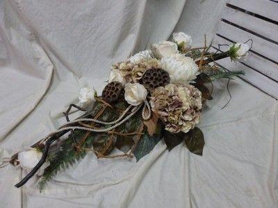 Kompozycja Stroik Na Grob Wszystkich Swietych 6535376840 Oficjalne Archiwum Allegro Christmas Wreaths Grapevine Wreath Holiday Decor