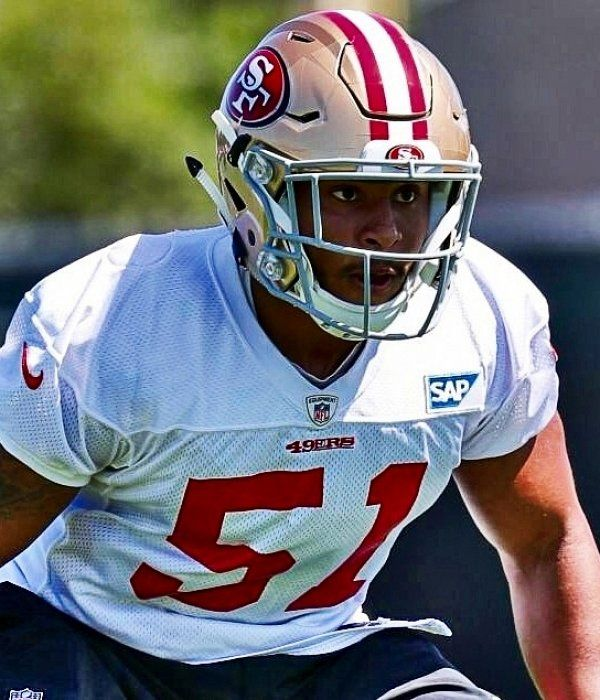 reputable site f9304 4e30e 49ers officially place LB Malcolm Smith on IR, sign LB ...