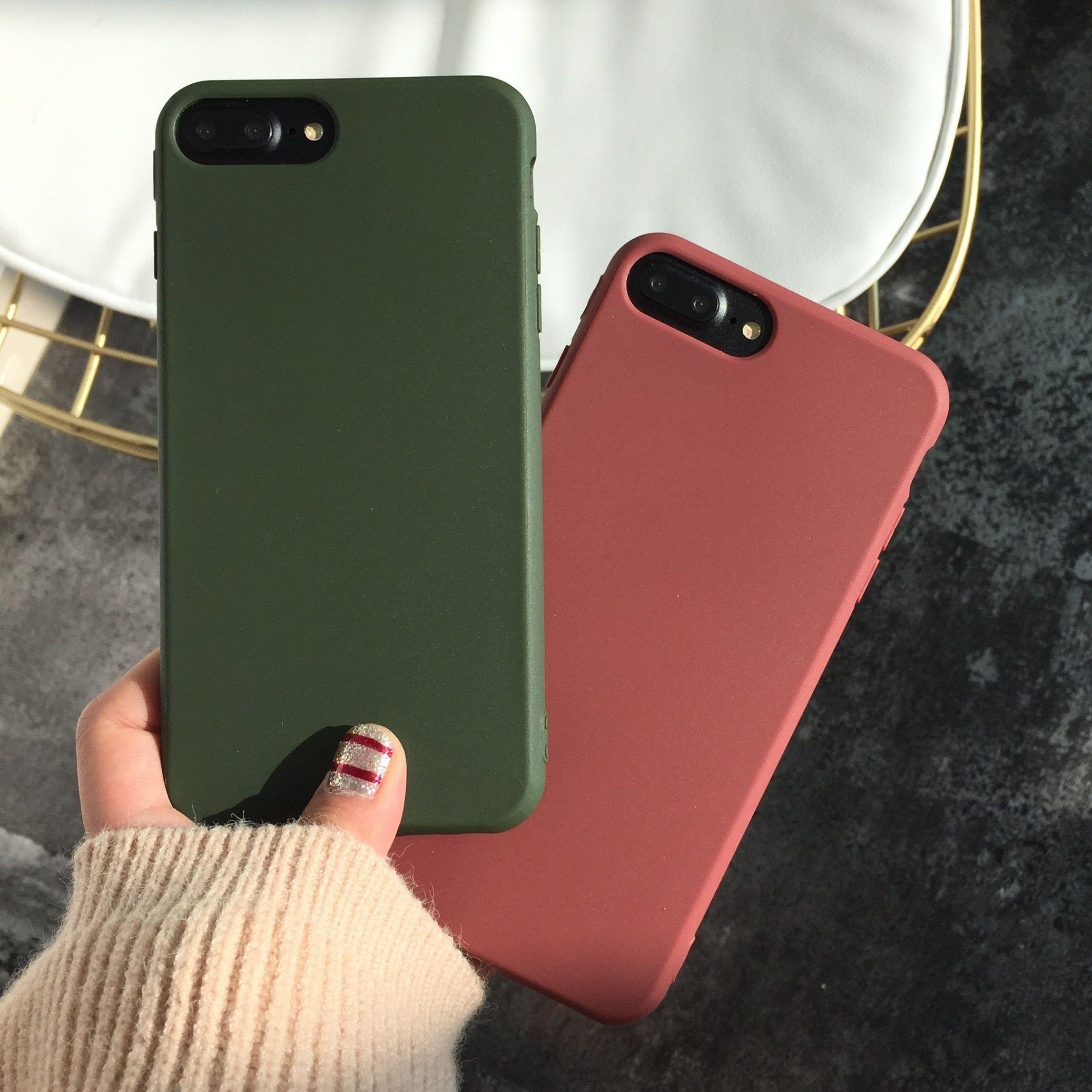 2020 的 for iphone xs max 8 7 plus case soft for iphone 8