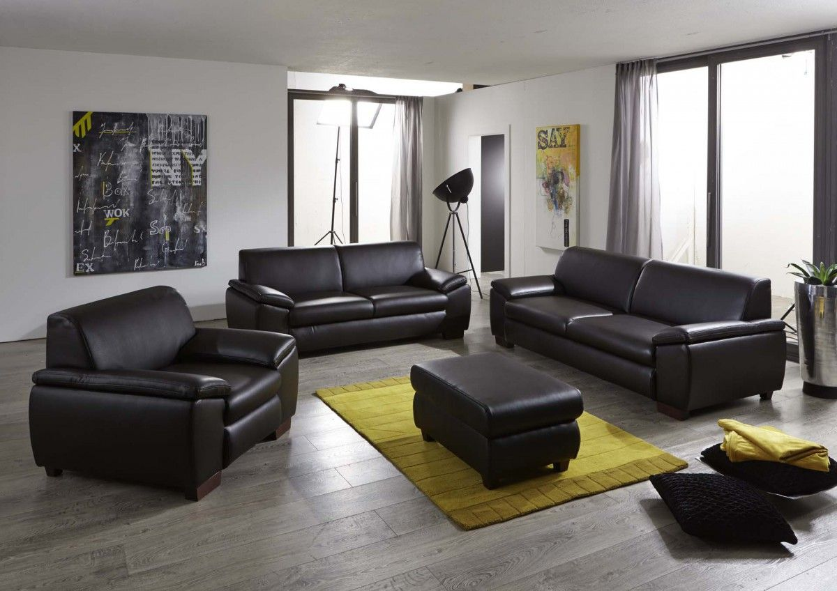 wohnzimmer couch sessel  Modern couches living room, Couches