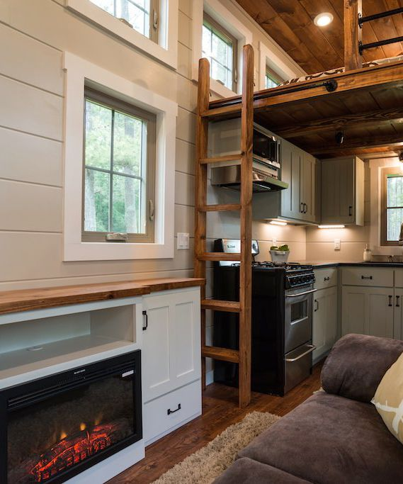 Retreat By Timbercraft Tiny Homes Timbercraft Tiny Homes