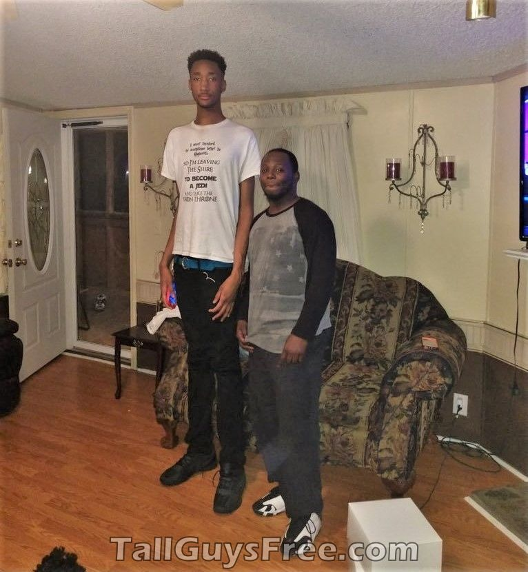 Men tall lanky Why most