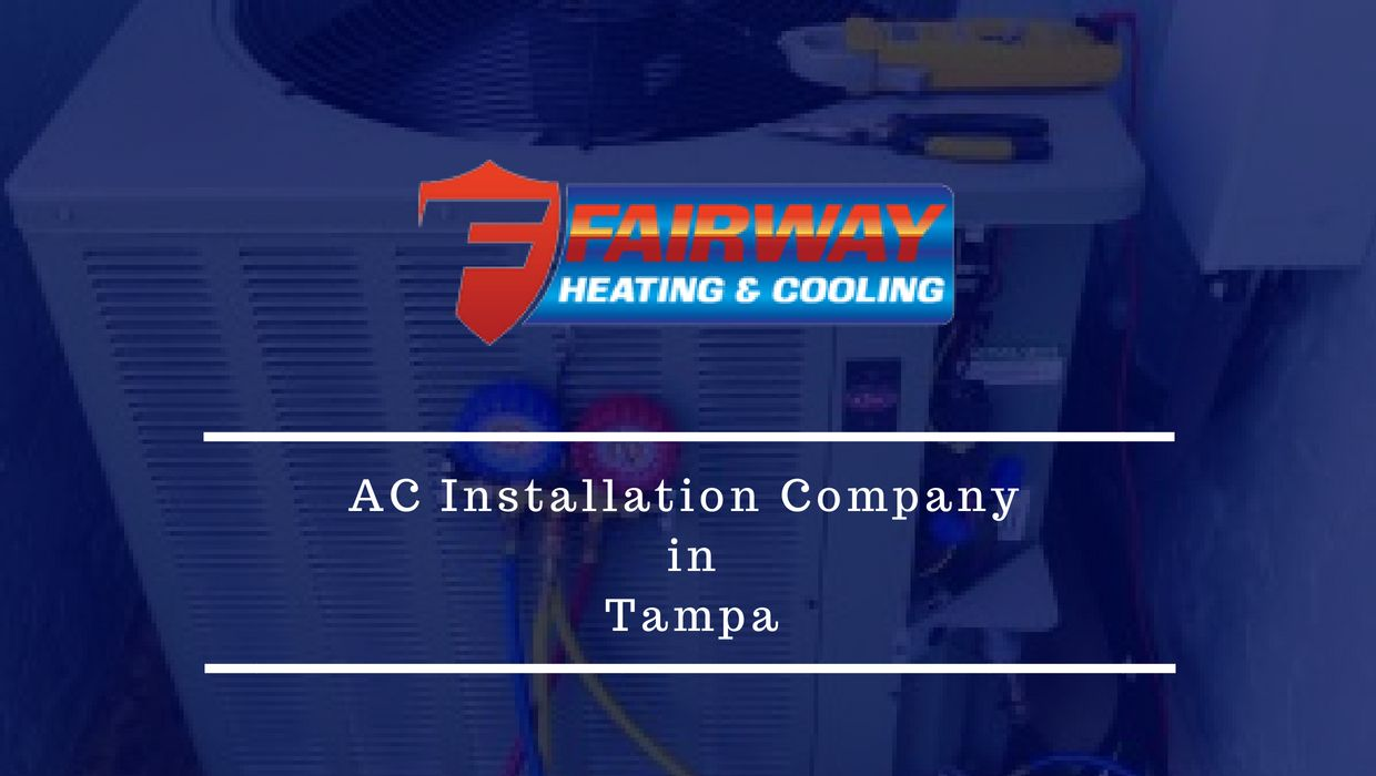 Air Conditioning Installation Tampa Installation Ac Repair Services
