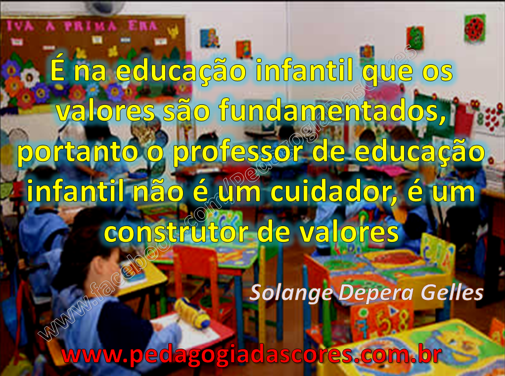 Frases De Pedagogia: Pedagogia Das Cores - Artigos
