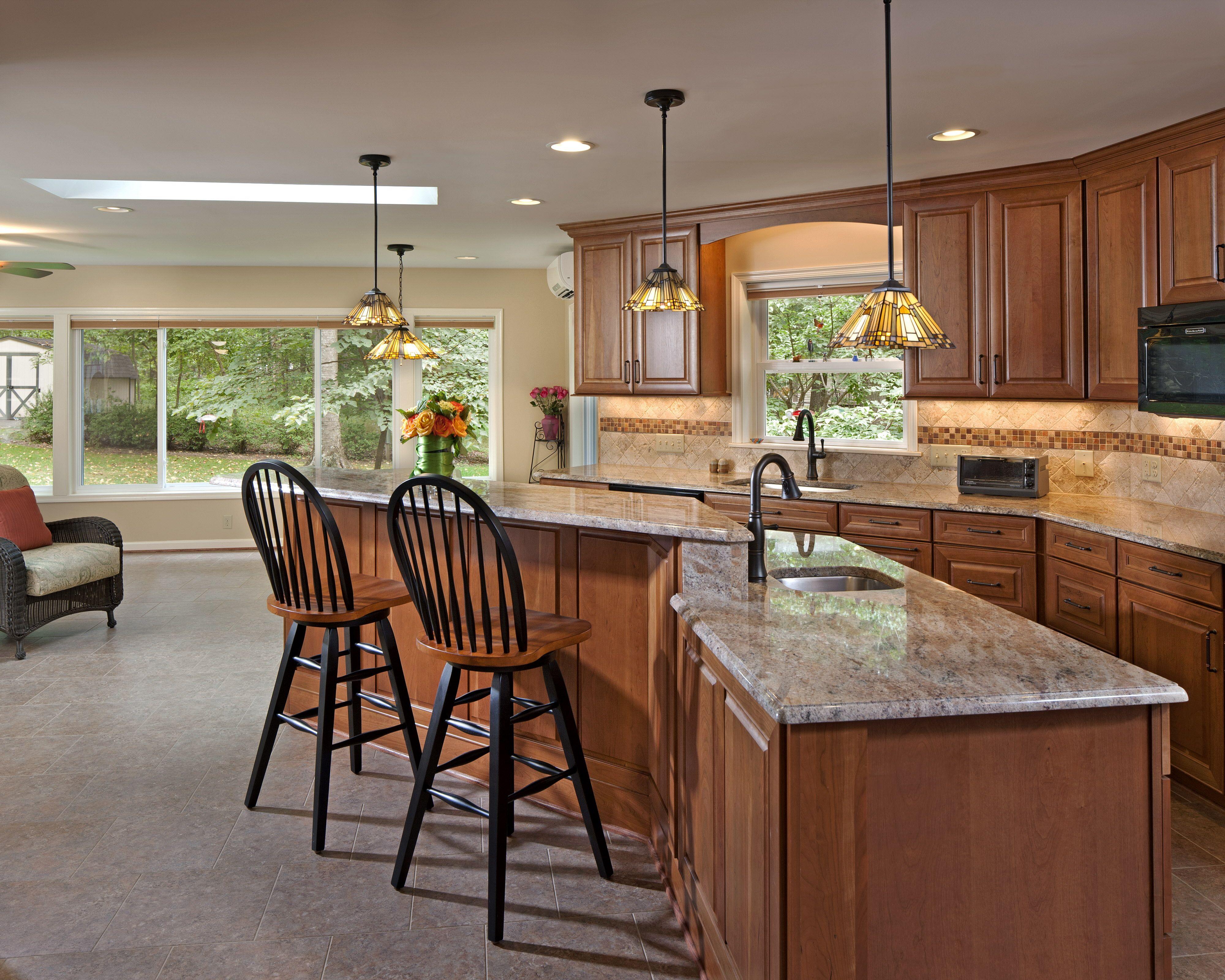 kitchen addition over $100,000 - $200,000 starcom design build