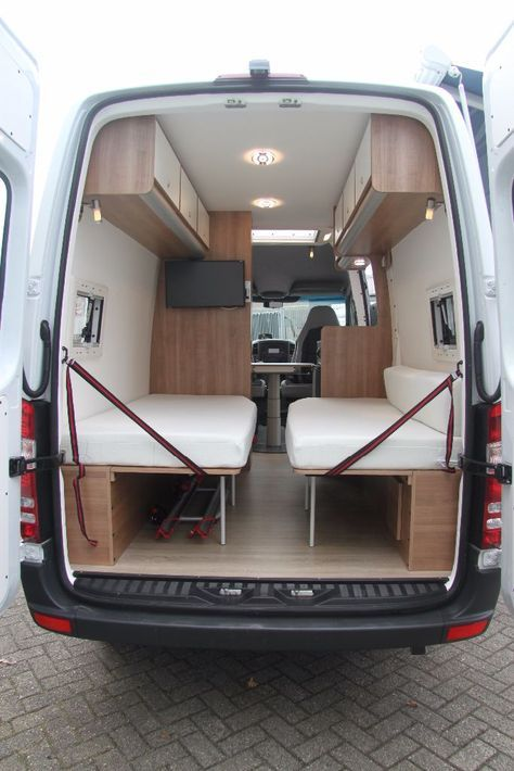 Mercedes Sprinter Buscamper L2h2 Automaat 2016 2013 Afgeleverd With Images Bus Camper Mercedes Camper