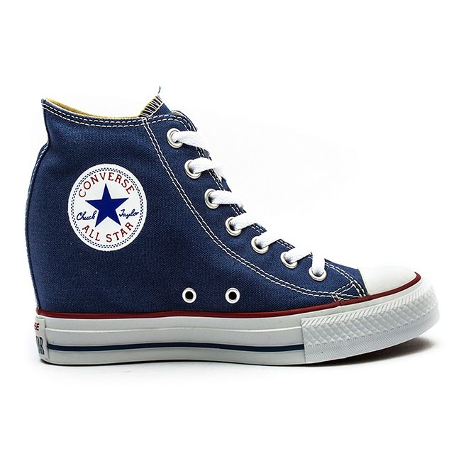 Converse - All Star High Top - Womens - Navy Lux