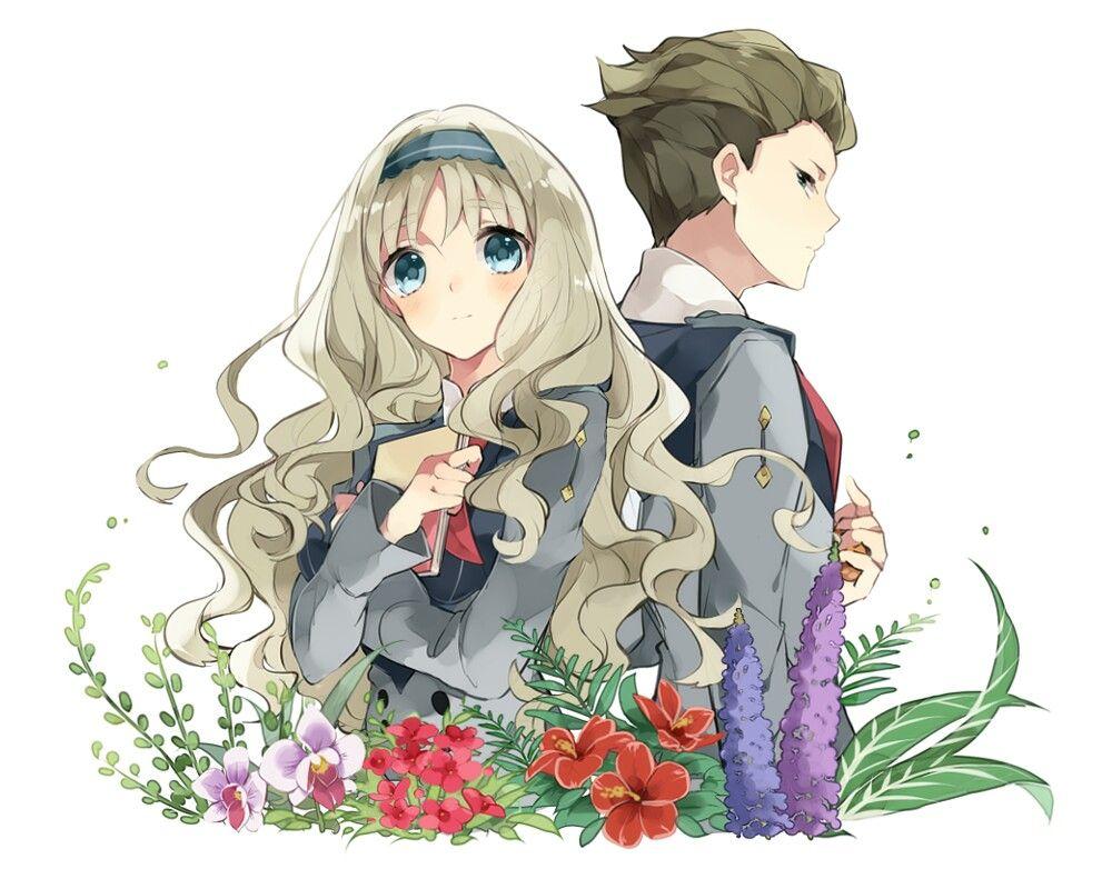 Kokoro And Mitsuru
