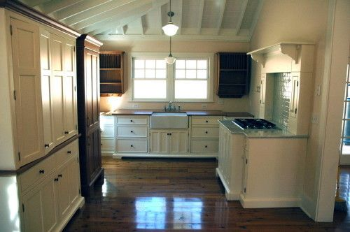 Vintage Unfitted Kitchen Design Part 71