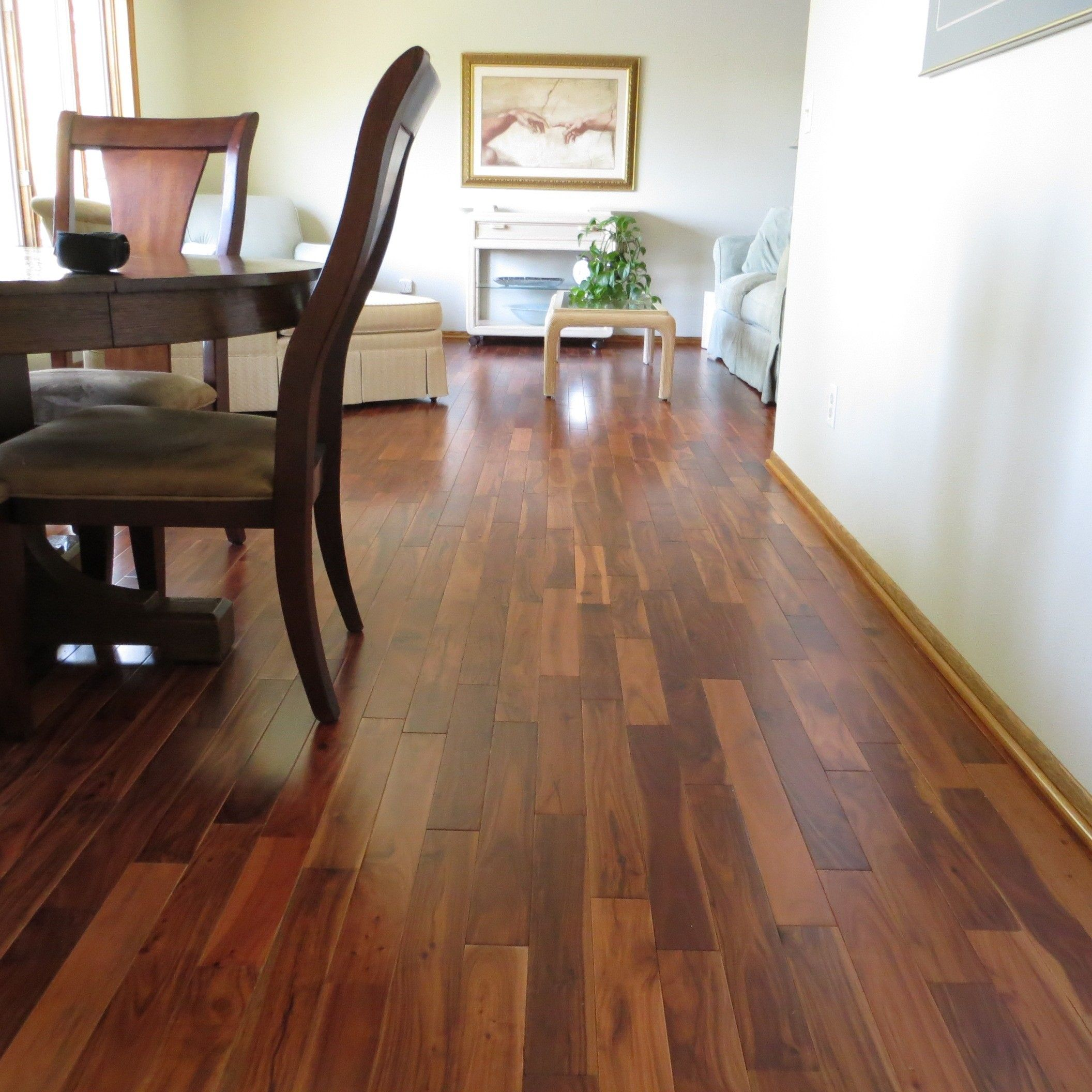 Acacia Golden Sagebrush Hardwood Flooring Flooring