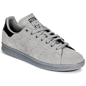 92c716c1547 Sapatilhas adidas Originals STAN SMITH Cinza 350x350