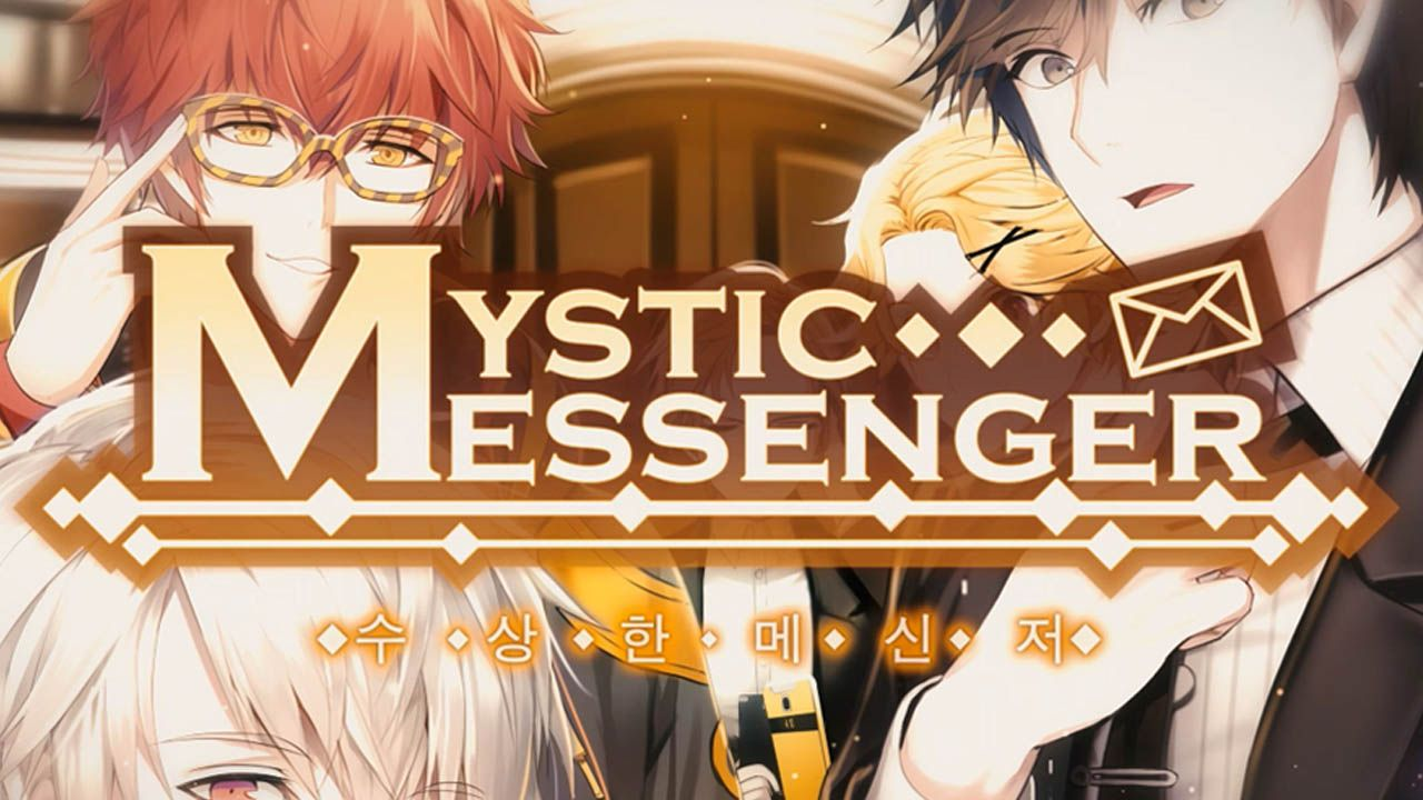 Mystic Messenger MOD APK 1.15.0 (Unlimited Money) in 2020
