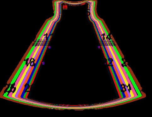 FREE SEWING PATTERN: Barbara Dress pattern - On the Cutting Floor ...