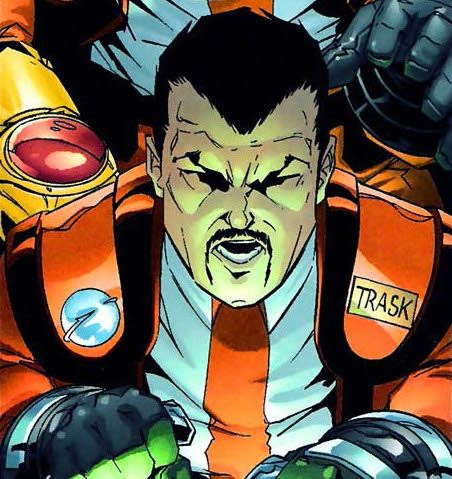 Bolivar Trask Uncanny X Men 14 15 16 Bolivar Trask X Men Top Villains