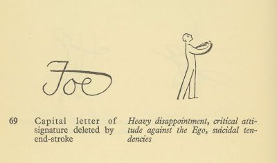 Do graphologists analyse each letter or individual handwriting stroke?