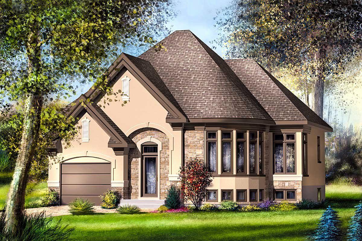 European Cottage House Plans Inspirational E Bedroom European Cottage Pm In 2020 Cottage House Plans European House Plans House Plans