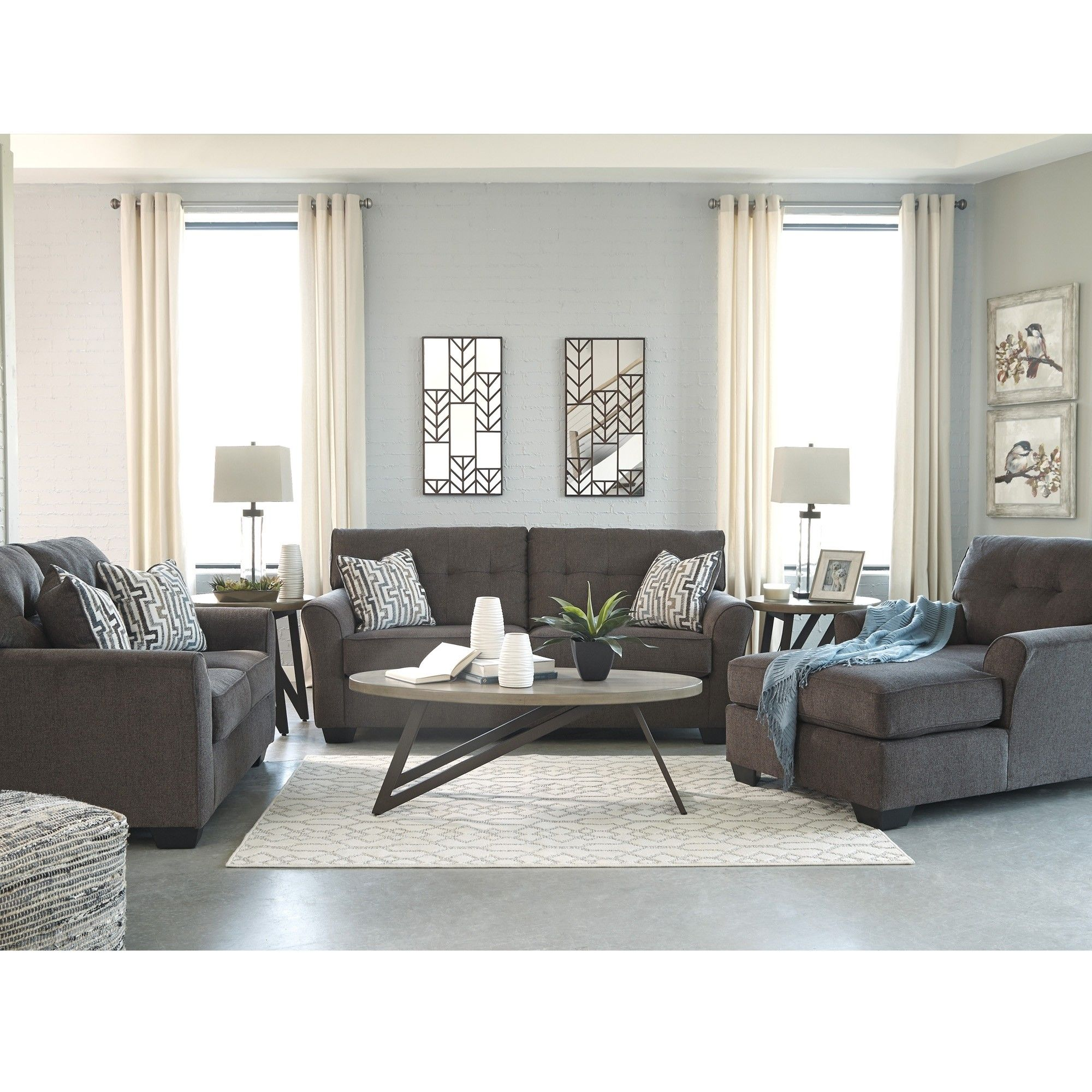 Ashley Furniture Sofa Tepperman S With Images Ashley