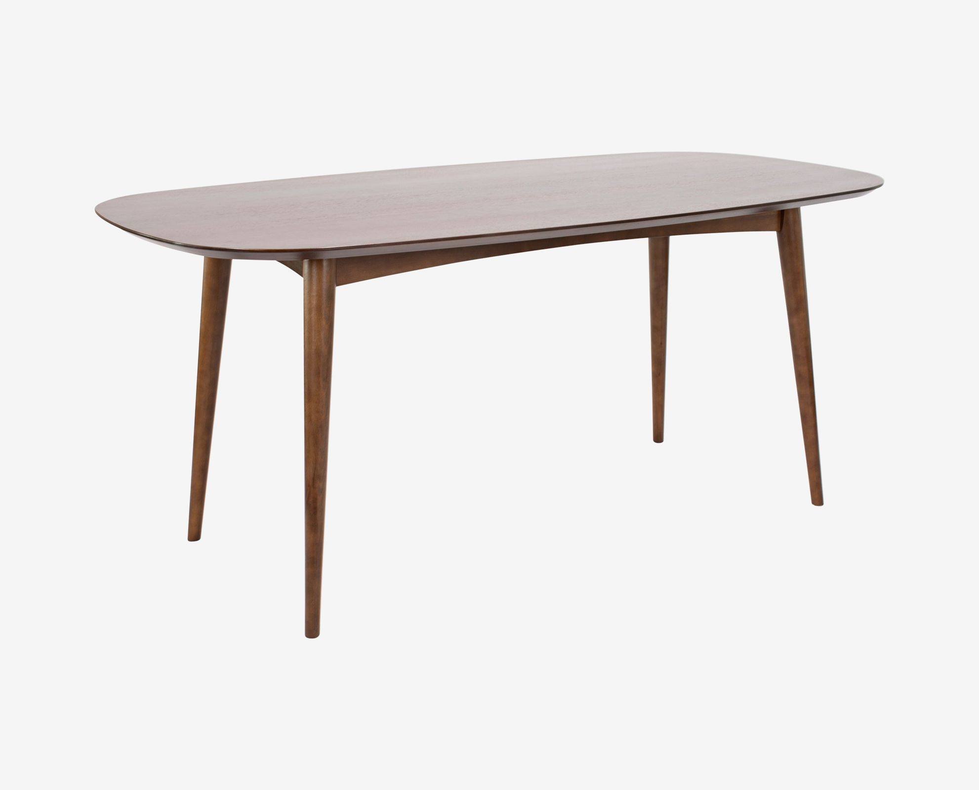 Scandinavian Designs  Juneau Dining Table Has A Light, Mid