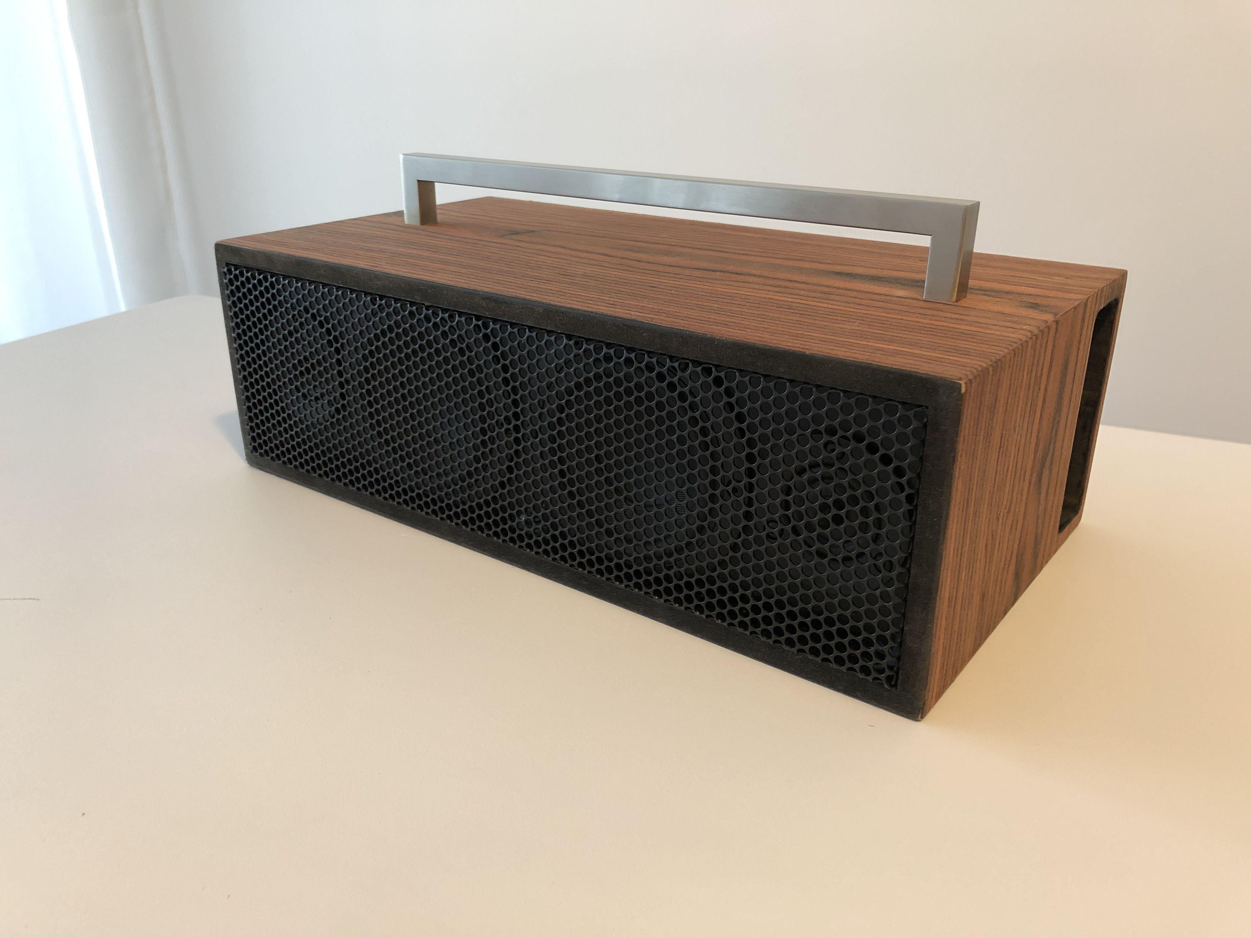 Diy boombox plans 2 x 100 watt 12 hours playtime diy