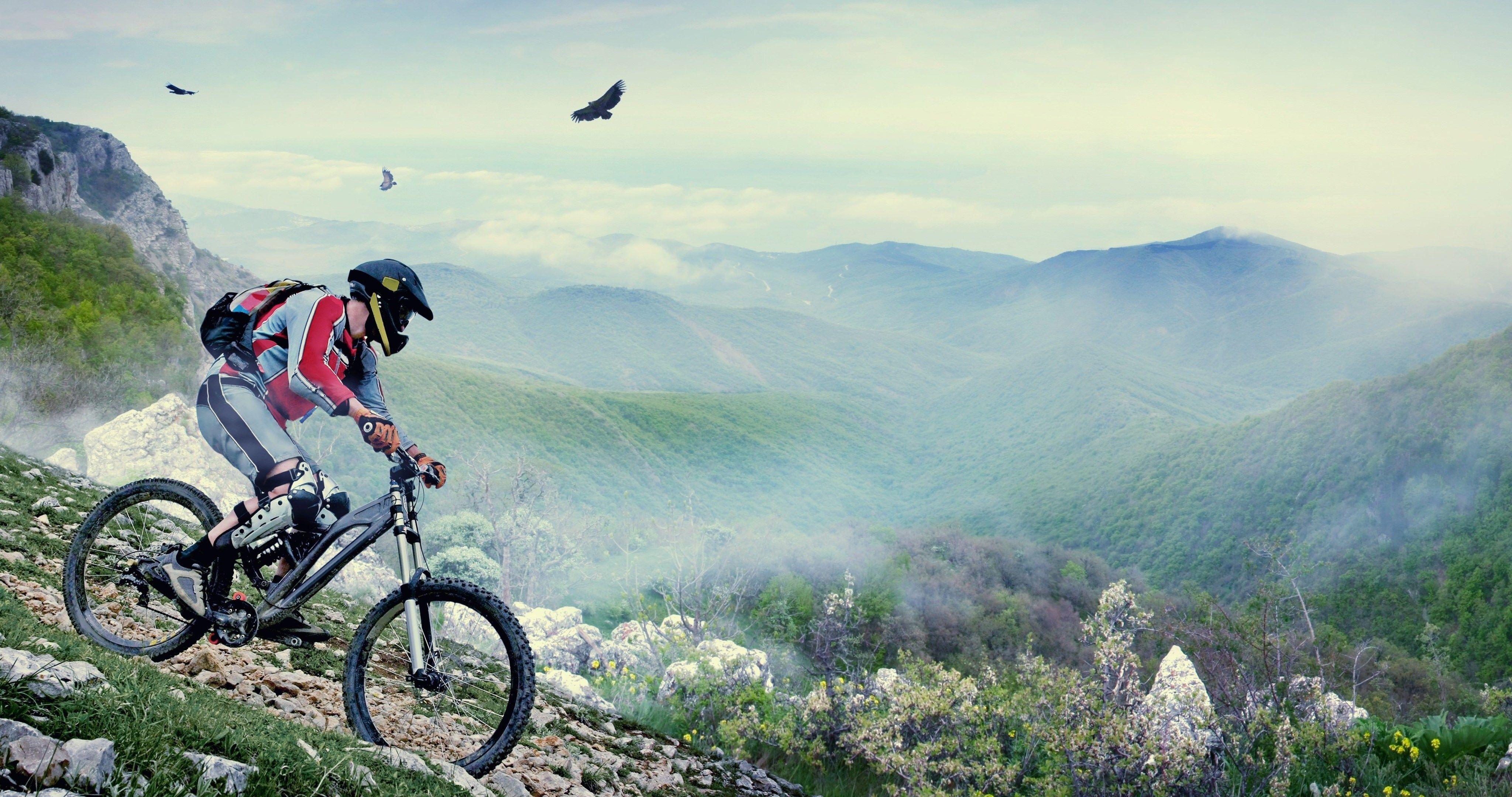bicycle man 4k ultra hd wallpaper | Bicycle race, Bicycle ...