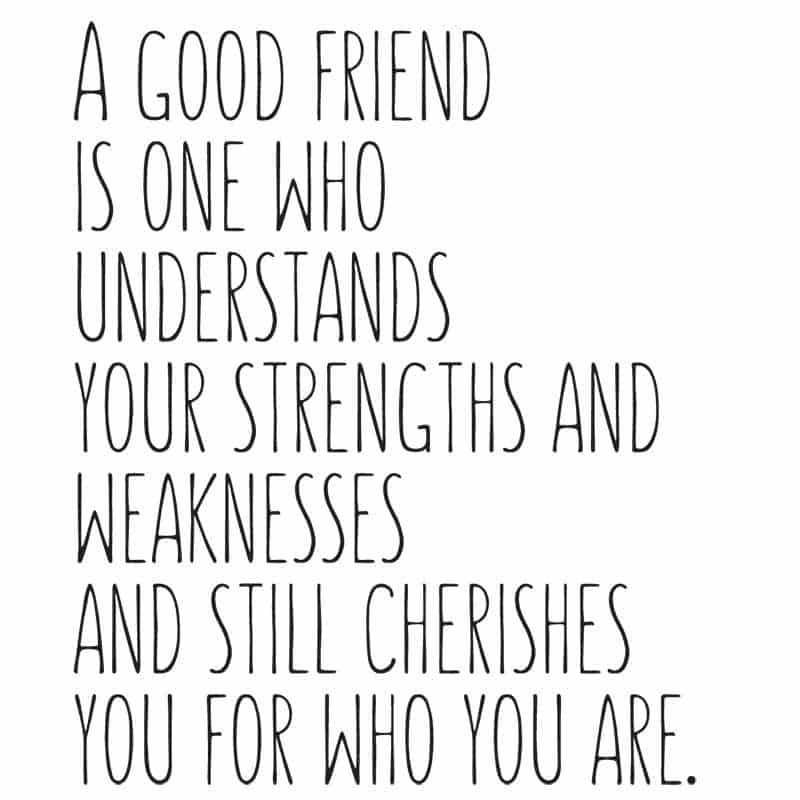 25 Friendship Quotes Positive Quotes For Friends Friends Quotes Friendship Quotes