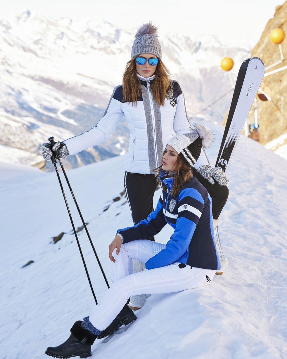 Sportalm Women Ski Wear Skiing Outfit Snowboarding Outfit Ski Fashion Womens