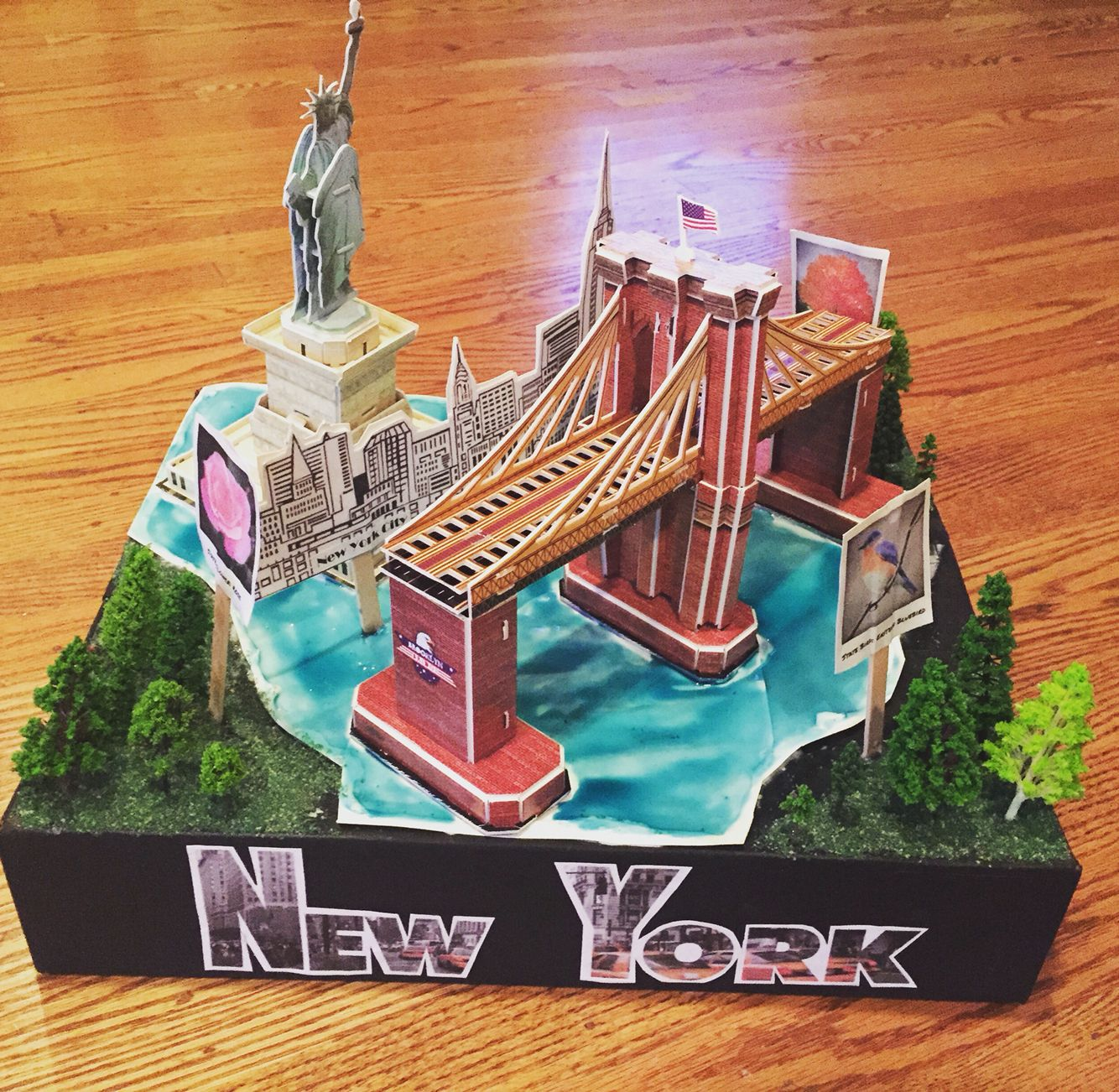 New York State Float