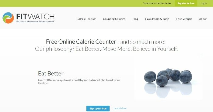 4 fitwatch top 5 free online weight loss tracking tools weight