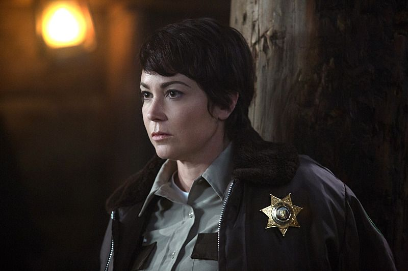 Still of Kim Rhodes in Supernatural (2005) - Click to expand
