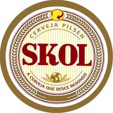 6174 Cerveja Skol Pilsen 29x29 Marcas De Cerveja