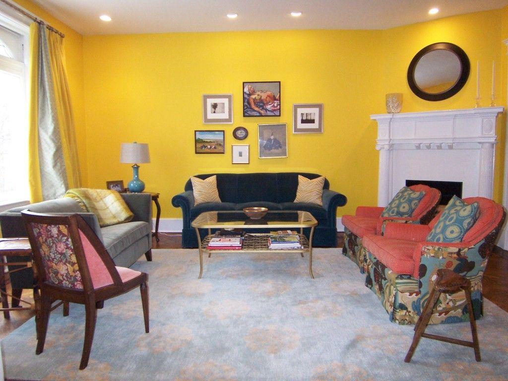 American Colors Sala Amarilla | Arquitectura, diseño. | Pinterest ...