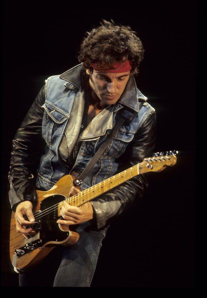 100 Greatest Bruce Springsteen Songs