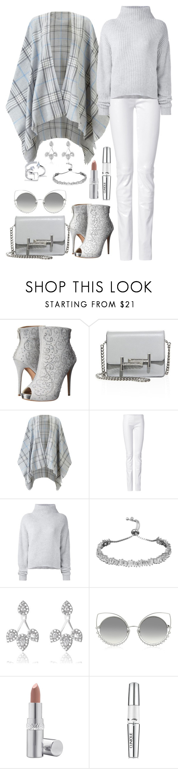 """""""Wishful Thinking"""" by loves-elephants ❤ liked on Polyvore featuring Lauren Lorraine, Tod's, John Lewis, Jitrois, Le Kasha, Marc Jacobs, La Prairie and Clinique"""