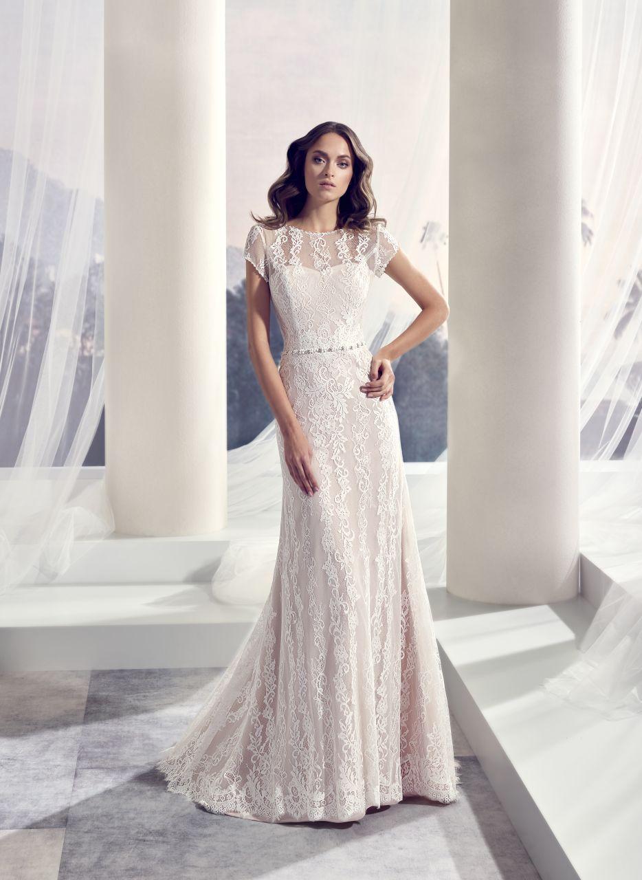 Brautkleid Modell Tinsley von Modeca der Kollektion 2017 ...