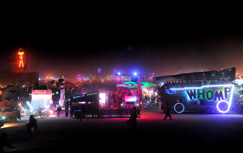 Burning Man  -cosmopolitan.it